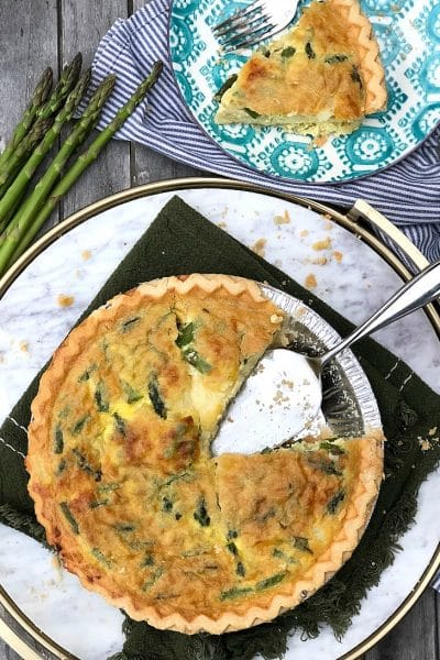 The Only Easy Quiche Recipe You'll Ever Need!