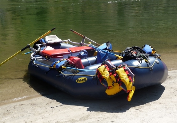 idaho whitewater rafting on the salmon river