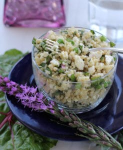 Mixed Up Quinoa Salad and My AFBHLS Guest Post on Lite Bite