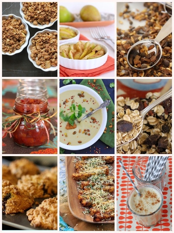 Gluten Free Recipes from The Spicy RD. Healthy, seasonal, delicious!