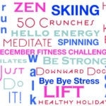 My 2nd Annual December Fitness Challenge and Giveaway!