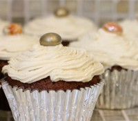 Recipe ReDux: Pumpkin Spice Cupcakes with Maple Buttercream Frosting