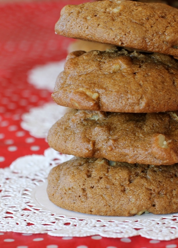 #cookielove: Miss Hull's German Spice Cookies