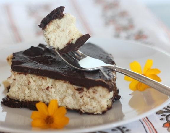Bailey's Irish Cream Cheesecake {Original and Gluten-Free} for # ...
