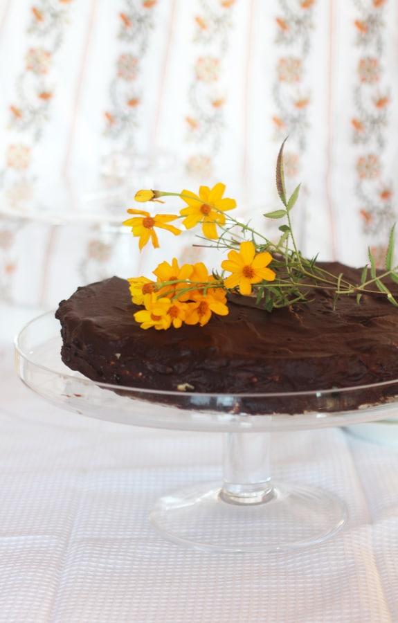 Bailey's Irish Cream Cheesecake {Original and Gluten-Free} for #NellysBigDay