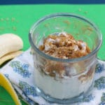 Recipe ReDux: Breakfast Bananas Foster with Cinnamon Streusal Topping