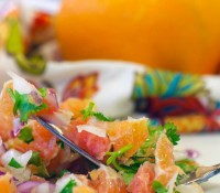 #citruslove: Cara Cara Orange Salsa Fresca