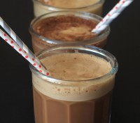 Sippity Sip: Cinnamon Almond Mocha and a Fun Giveaway!