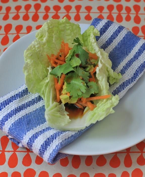 Sea Veggie Taco