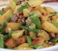 nicoise potato salad