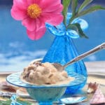 #icecreamlove: Maple Cinnamon Oatmeal Raisin Cookie Dough Ice Cream