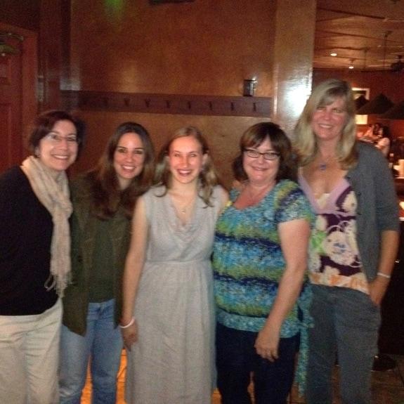 EA Stewart, Rebecca Subbiah, Beth Lee, Orly, lynn