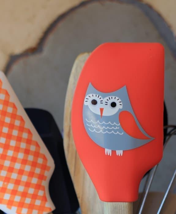 owl spatula
