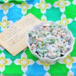 Cold Green Pea Salad