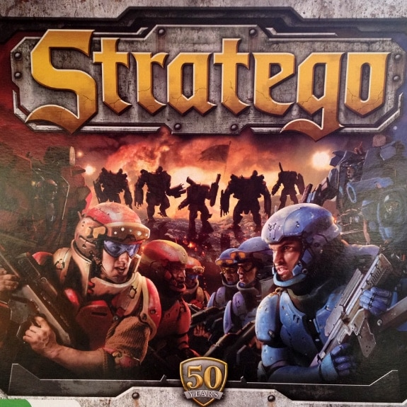 Stratego//The Spicy RD