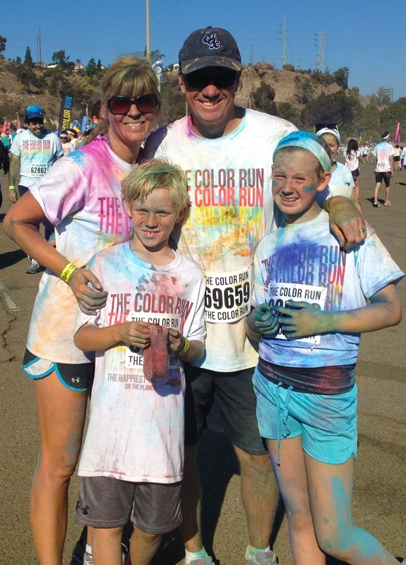 San Diego Color RUn 2012