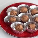 Gluten-Free & Heart Healthy 2013: Dark Chocolate Red Wine Truffles