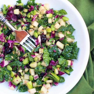 Super Raw Power Salad {gluten-free, vegan, raw}
