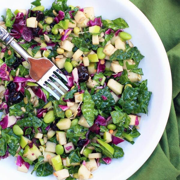 Super Raw Power Salad {gluten-free, vegan, raw}