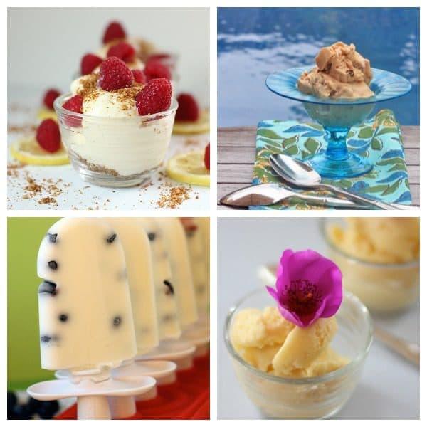 Gluten-Free Frozen Dessert Round-Up//The Spicy RD