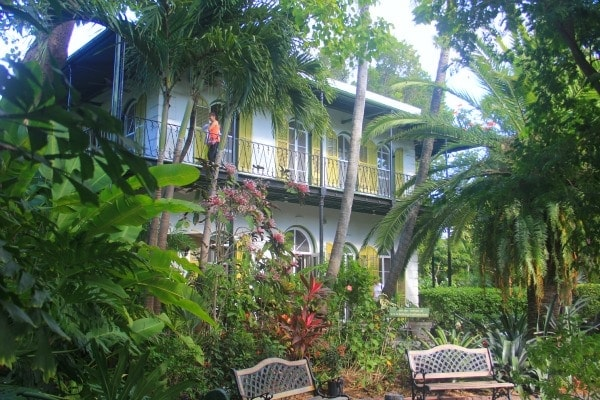Hemingway House, KeyWest//The Spicy RD