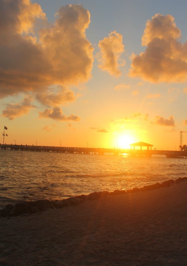 Key West Sunset//The Spicy RD