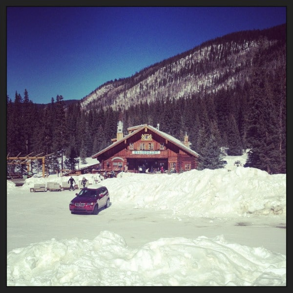 Bavarian Lodge, Taos Ski Valley, New Mexico//The Spicy RD