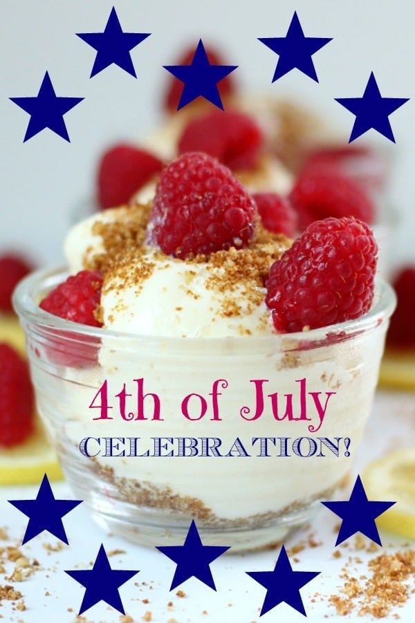 4th of July Celebration // The Spicy RD