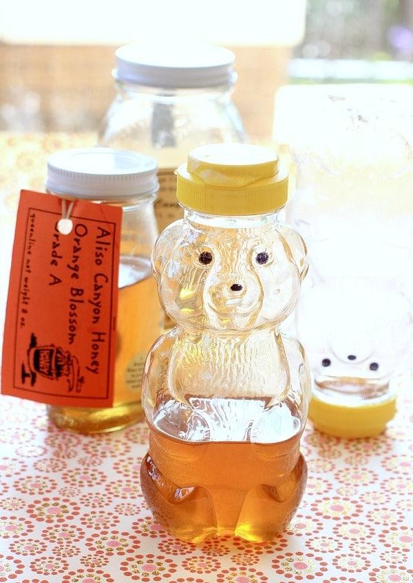 Honey Bear // The Spicy RD