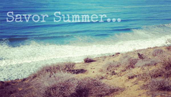 Savor Summer // The Spicy RD