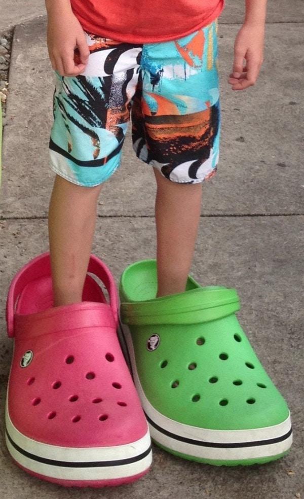 Big Crocs Kona, Hawaii // The Spicy RD