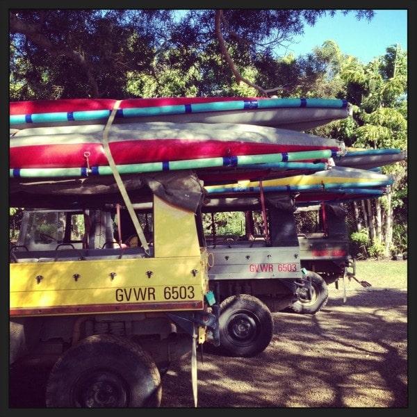 Kohala Ditch Adventures, The Big Island, Hawaii // The Spicy RD