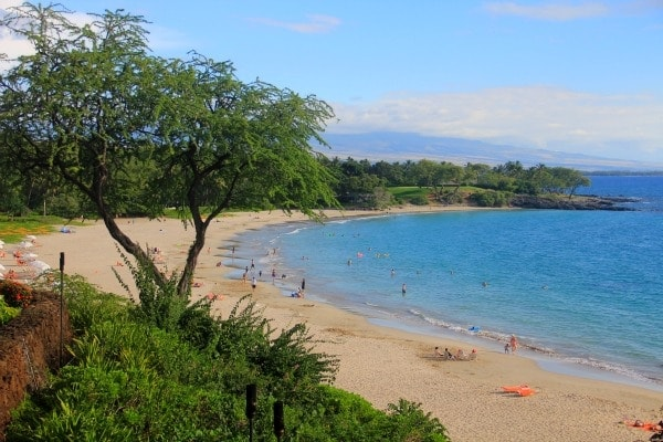 Mauna Kea Beach, Big Island, Hawaii // The Spicy RD