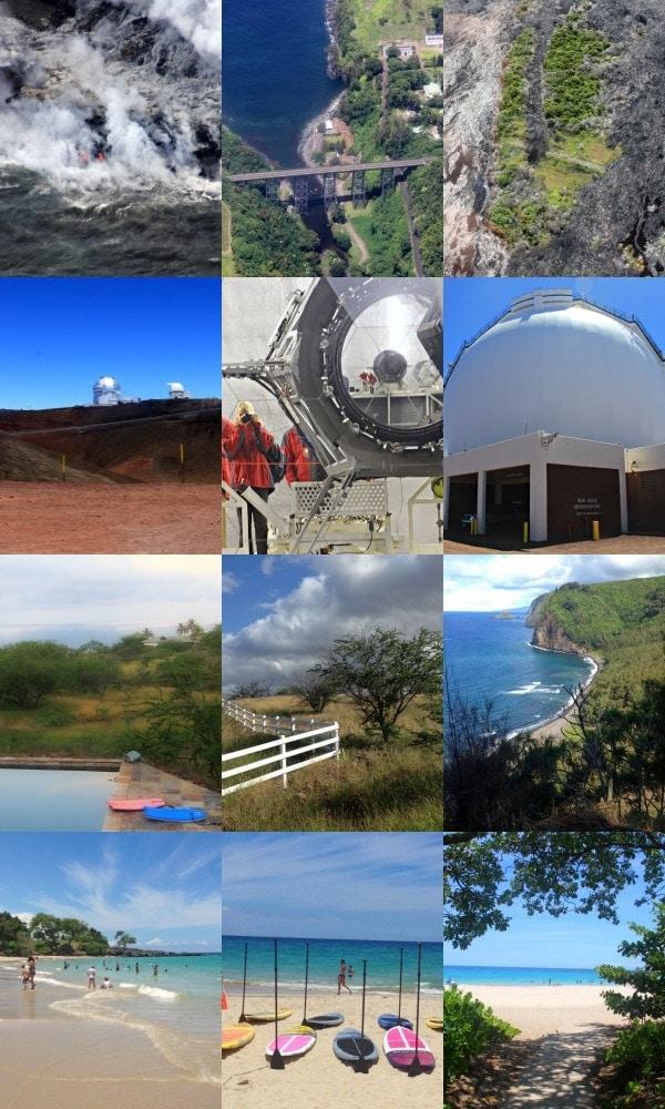 Sightseeing, The BIg Island Hawaii // The Spicy RD