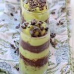 Grasshopper Pie Shots