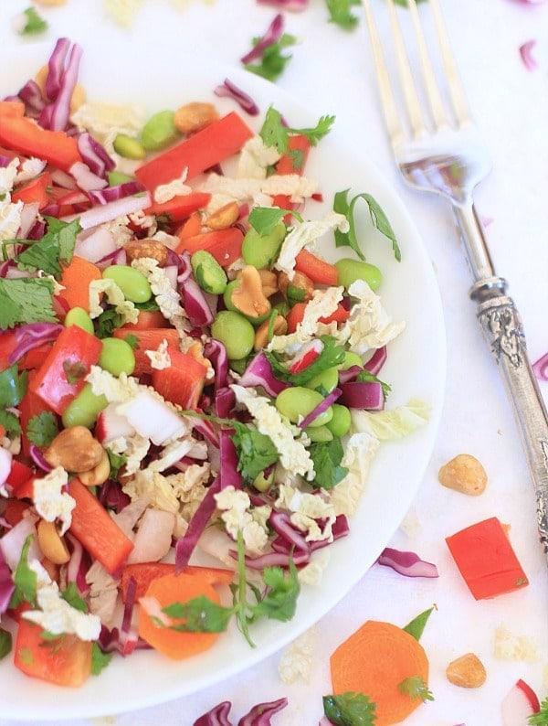 Crunchy Asian Chopped Salad