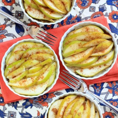 Gluten Free Pear Tart Recipe