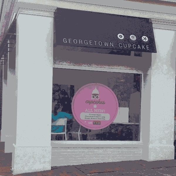 Georgetown Cupcake // The Spicy RD