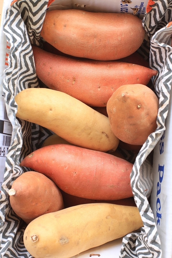 California Sweetpotatoes // The Spicy RD