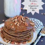{Recipe ReDux} Gingerbread Pancakes & Gingerbread Pancake Mix