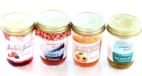 Jackies Jams // The Spicy RD
