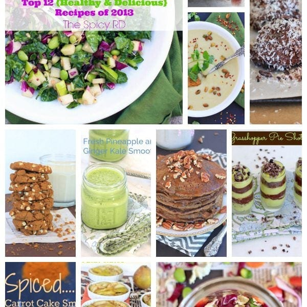 Spicy rd blog happy healthy new year from the spicy rd my top 12 healthy recipes from forumfinder Gallery