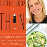 Add Some Bling to Your Diet with The Little Book of Thin + A Recipe for Miso Broccoli & Quinoa Salad