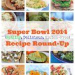 Super Bowl 2014 Recipe Round-Up {Healthy, Delicious, & Gluten-Free}