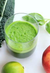 Re-Boot Green Juice to Fire Up Your Day!