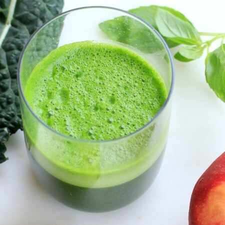 Re-Boot Green Juice to Fire Up Your Day