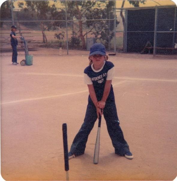 Future Olympic Softball Player?