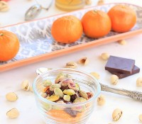 {Recipe Redux} Pistachio Pairing Party for One