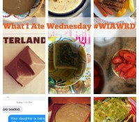 What I Ate Wednesday, RD Edition at The Spicy RD #WIAWRD
