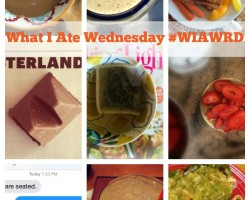 What I Ate Wednesday, The Spicy RD #WIAWRD